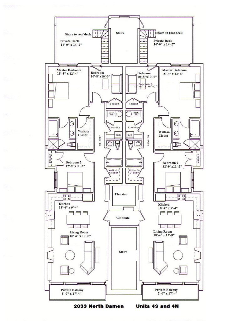 damenfloorplans