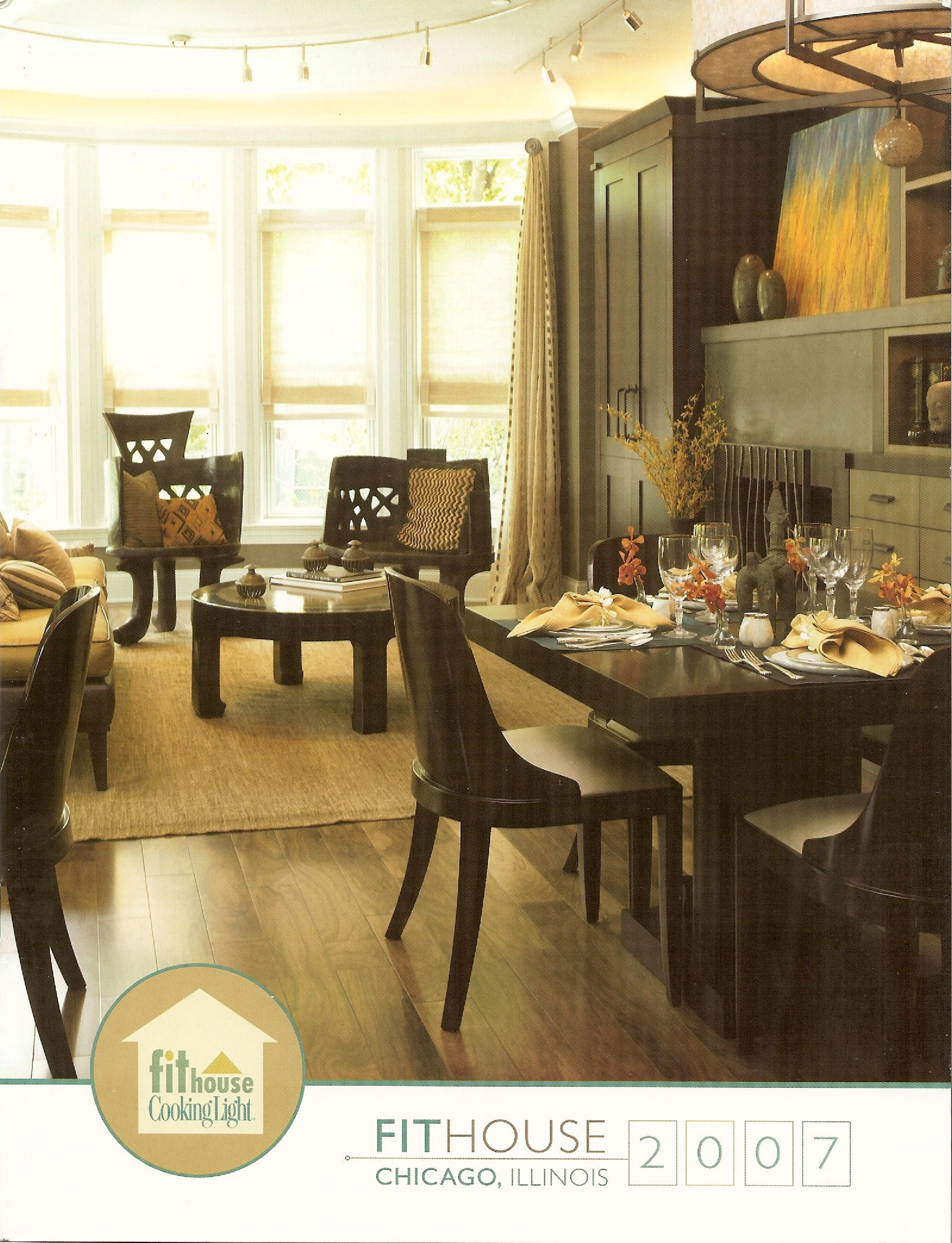 Belden FitHouse Featured in Cooking Light Magazine – Chicago New Construction News